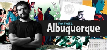 Rafael Albuquerque, <i>American Vampire</i>, Coming to Chicago Comic Con!