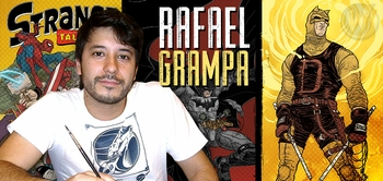 Rafael Gramp�, <i>EISNER AWARD WINNER</i>, Coming to Chicago Comic Con!