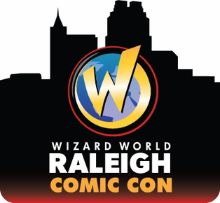 Raleigh Comic Con 2015 Wizard World Convention 3-Day Weekend Admission March 13-14-15, 2015