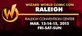 Raleigh Comic Con 2015 Wizard World VIP Package + 3-Day Weekend Admission