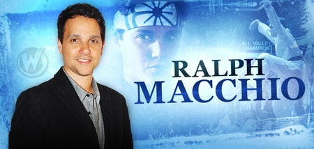 Ralph Macchio, <i>Daniel Larusso</i>, THE KARATE KID, Joins the Wizard World Comic Con Tour!