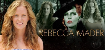 Rebecca Mader, <i>Zelena/Wicked Witch of the West</i>, �Once Upon a Time,� Coming to Austin Comic Con!