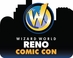 Reno Comic Con 2015 Wizard World Convention 3-Day Weekend Admission November 20-21-22, 2015