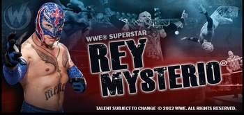 Rey Mysterio�, <i>WWE� Superstar</i>, Coming to Philadelphia Comic Con!