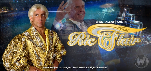 Ric Flair� �The Nature Boy�, <i>WWE� Hall of Famer</i>, Coming to New Orleans!