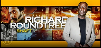 Richard Roundtree, <i>Shaft</i>, Joins the Wizard World Comic Con Tour!