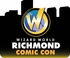 Richmond Comic Con 2014 Wizard World Convention 3-Day Weekend Ticket September 12-13-14, 2014