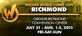 Wizard World Comic Con Richmond 2015 3-Day Weekend Admission July 31 � August 1-2, 2015