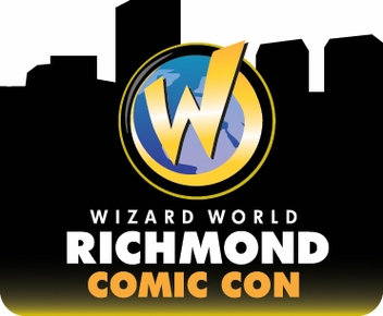 Richmond Comic Con 2015 Wizard World VIP Package + 3-Day Weekend Admission