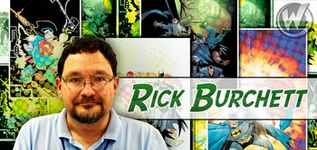 Rick Burchett, <i>3-TIME EISNER AWARD WINNER</i>, Coming to Columbus (Ohio)!