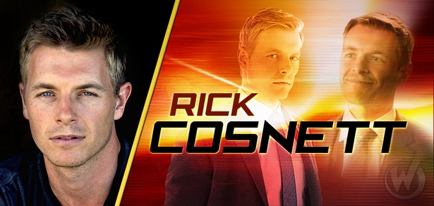 Rick Cosnett, <i>Eddie Thawne</i>, �The Flash,� Coming to St. Louis!