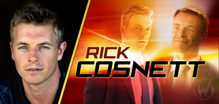 Rick Cosnett, <i>Eddie Thawne</i>, �The Flash,� Coming to Fan Fest Chicago & St. Louis!