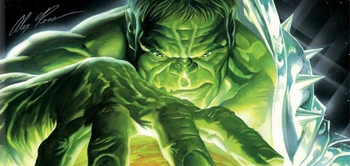 Rick D. Wasserman, <i>The Hulk & Thor</i> Voice Actor, Coming to Los Angeles Comic Con!