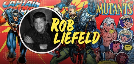 Rob Liefeld, <i>Deadpool</i> Creator, Coming to Tulsa Comic Con!
