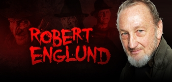 Robert Englund, �<i>Freddy Krueger</i>,� A NIGHTMARE ON ELM STREET, Joins the Wizard World Comic Con Tour!