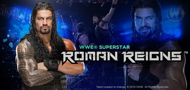 WWE� Superstar Roman Reigns� Coming to San Jose!