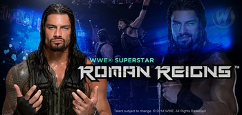 WWE� Superstar Roman Reigns� Coming to Reno Comic Con!