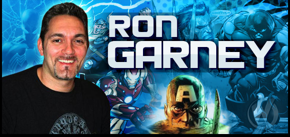Ron Garney, <i>EISNER AWARD NOMINEE</i> Artist, Joins the Wizard World Comic Con Tour!