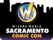 Sacramento Comic Con 2015 Wizard World Convention 1-Day Ticket Sunday, June 21 2015