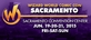 Wizard World Comic Con Sacramento 2015 3-Day Weekend Admission June 19-20-21, 2015