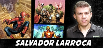 Salvador Larroca, <i>EISNER AWARD WINNER</i>, Coming to Austin!