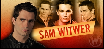 Sam Witwer, <i>Aidan</i> from �Being Human,� Joins the Wizard World Comic Con Tour!