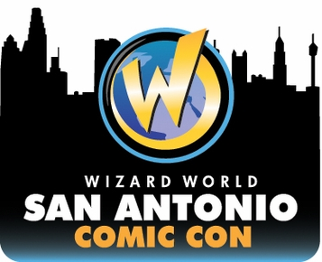 Wizard World Comic Con San Antonio 2016 VIP Package + 3-Day Weekend Admission