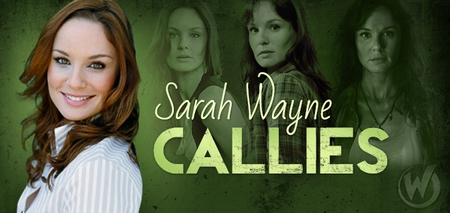 Sarah Wayne Callies, <i>Lori Grimes</i>, �The Walking Dead,� Joins the Wizard World Comic Con Tour!