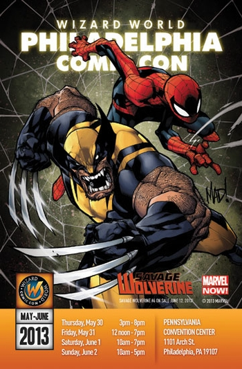 <i>Savage Wolverine</i> Exclusive Booklet Cover by Joe Madureira