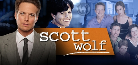 Scott Wolf, <i>Bailey Salinger</i> from �Party of Five,� Coming to San Jose!