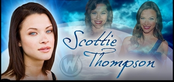 Scottie Thompson, <i>Jeanne Benoit</i> from �NCIS,� Coming to Chicago Comic Con!