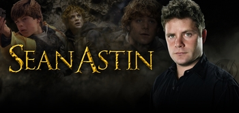 <b>ACADEMY AWARD NOMINEE</b> Sean Astin, <i>Samwise �Sam� Gamgee</i>, THE LORD OF THE RINGS Trilogy, Joins the Wizard World Comic Con Tour!