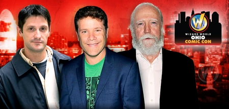 Sean Astin, Scott Wilson, Grant Wilson Added To Wizard World Ohio Comic Con Celebrity Lineup; Laurie Holden Cancels Due To Filming