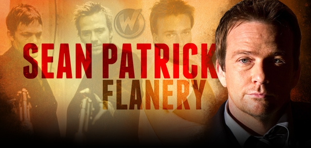 <i>Sean Patrick Flanery</i>, BOONDOCK SAINTS & �Dexter,� Coming to
