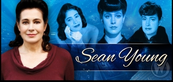 Sean Young, <i>Rachael</i>, BLADE RUNNER, Coming to Chicago Comic Con!