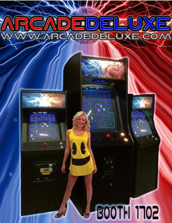 See The World�s Largest Playable Pac-Man Machine @ Wizard World Chicago Comic Con!