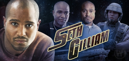 Seth Gilliam, <i>Dr. Alan Deaton</i>, �The Walking Dead,� Coming to New Orleans, Raleigh, Las Vegas & Chicago Comic Cons!