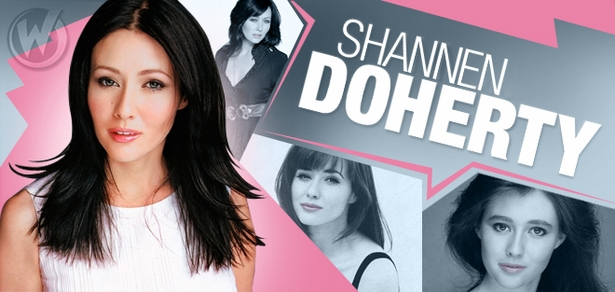 Shannen Doherty, �Charmed� & �Beverly Hills, 90210,� Coming to New Orleans!