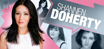 Shannen Doherty, �Charmed� & �Beverly Hills, 90210,� Joins the Wizard World Comic Con Tour!