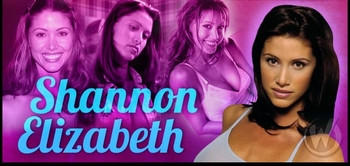Shannon Elizabeth, <i>Nadia</i>, AMERICAN PIE Trilogy, Coming to Philadelphia Comic Con!