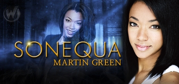 Sonequa Martin Green, <i>Sasha,</i> �The Walking Dead,� Coming to Louisville!