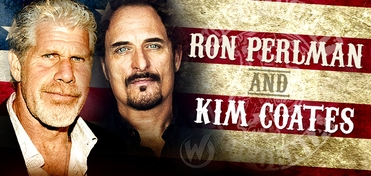 SONS OF ANARCHY � Ron Perlman & Kim Coates DUAL VIP Experience @ Portland Comic Con 2014