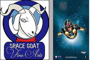 Space Goat Fine Arts