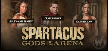 �Spartacus� Cast to Appear @ Philadelphia & Chicago Comic Cons!