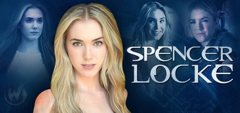 Spencer Locke, <i>K-Mart</i>, RESIDENT EVIL, Coming to Austin Comic Con!