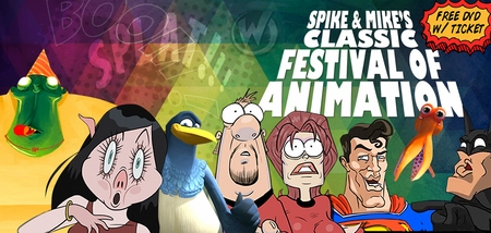 Spike & Mike�s Festival of Animation To Make Wizard World Debut @ Portland Comic Con, January 23-24