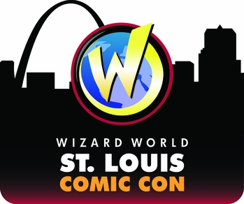 ST. LOUIS COMIC CON 2014 HIGHLIGHTS