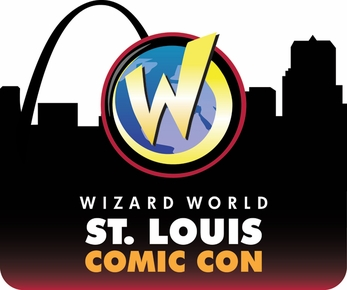 St. Louis Comic Con 2015 Wizard World Convention 1-Day Admission May 22-23-24, 2015