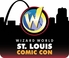 St. Louis Comic Con 2014 Wizard World Convention 3-Day Weekend Ticket April 4-5-6, 2014