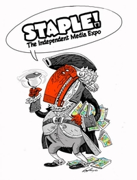 STAPLE! Expo On Site @ Austin Comic Con